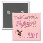 Niedliche Geschenke für Tanten Button