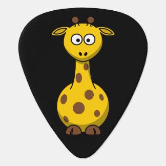 Niedliche Giraffe Plektrum