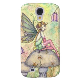 Niedliche Girly Fee in der Galaxy S4 Hülle