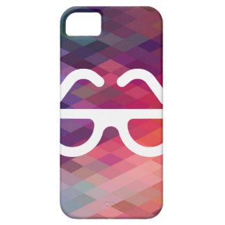 Niedliche Gläser grafisch Etui Fürs iPhone 5