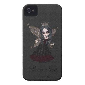 Niedliche gotische feenhafte Prinzessin BlackBerry iPhone 4 Hüllen