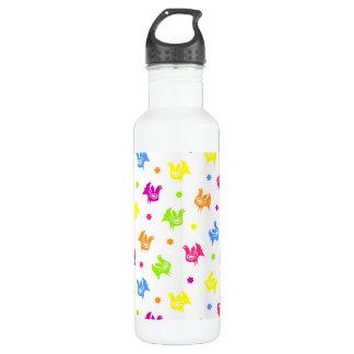 Niedliche Henne Trinkflasche
