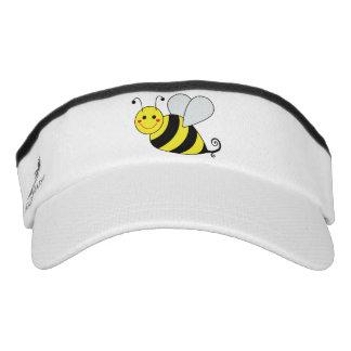 Niedliche Hummel-Bienen Visor