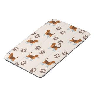 Niedliche Hundetablette-Abdeckung iPad Mini Cover