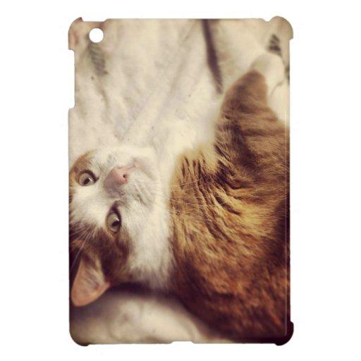 niedliche Katze iPad Mini Hülle