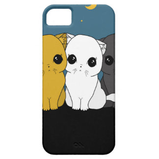Niedliche Katzen iPhone 5 Hülle