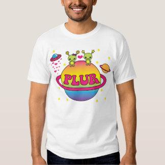 Niedliche Kawaii Außerirdische Plur Hemden