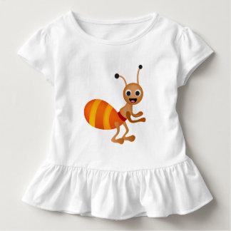 Niedliche kleine Ameise Kleinkind T-shirt