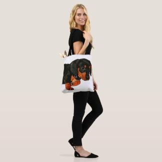 Niedliche kleine Dackel-Entwurfs-Taschen-Tasche Tasche