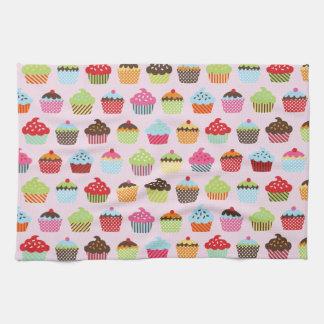 Niedliche kleine Kuchen Handtuch