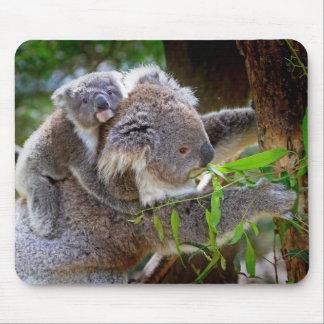 Niedliche Koala Mauspad