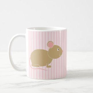 Niedliche Maus Kaffeetasse