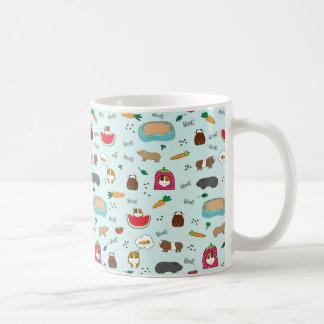Niedliche Meerschweinchen Kaffeetasse