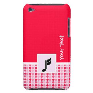 Niedliche Musik-Anmerkung iPod Touch Hüllen