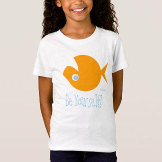 Niedliche Oberseite - unten ist Goldfish sich T-Shirt