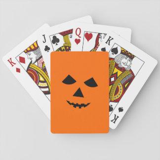 Niedliche Pokerkarte