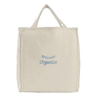 Niedliche Organist-Musik-Tasche