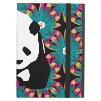 Niedliche Panda-Bärn-blaue rosa