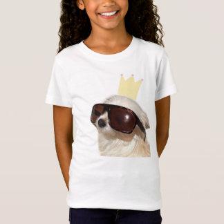 Niedliche Prinzessin Dog T-Shirt