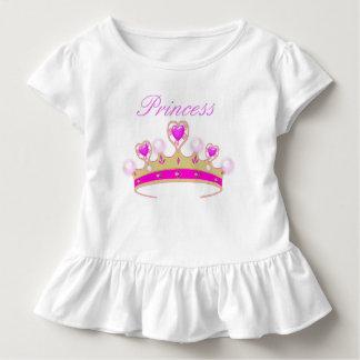 Niedliche Prinzessin Toddler Kleinkind T-shirt