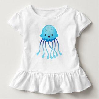 niedliche Quallen Kleinkind T-shirt