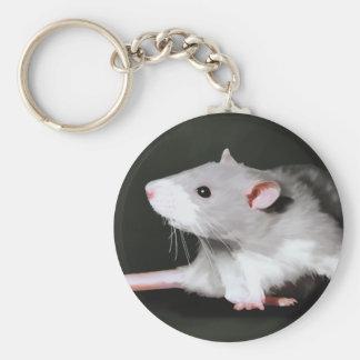 Niedliche Rattenmalerei Schlüsselband