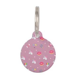 niedliche rosa emoji tiermarke