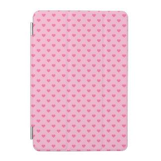 Niedliche rosa Herz-Muster-Liebe iPad Mini Hülle