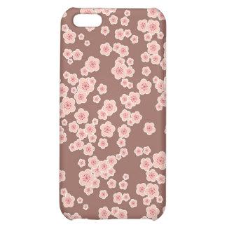 Niedliche rosa Kirschblüten kopieren iphone 4 Fall