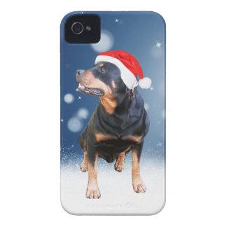 Niedliche Rottweiler iPhone 4 Case-Mate Hülle