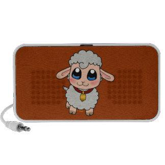 Niedliche Schafe Notebook Speaker