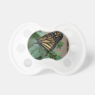 NIEDLICHE Schmetterlingsinsektennatur scherzt Schnuller