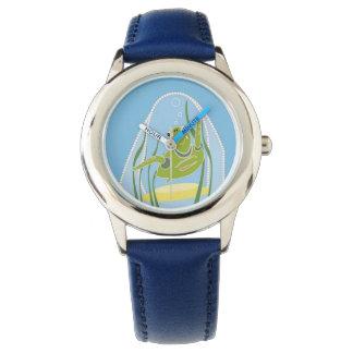 Niedliche Seeschildkröte Uhr