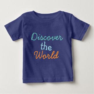 Niedliche Slogan-T - Shirt-Kinder Baby T-shirt