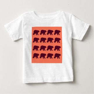 Niedliche Teddies polar Baby T-shirt