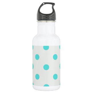 Niedliche Trendy Polka-Punkte Trinkflasche