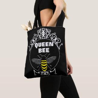 Niedliche Vintage inspirierte Königin-Bienen-Girly Tasche