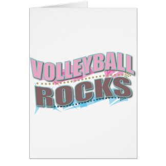 Niedliche Volleyball-Geschenke für Karte