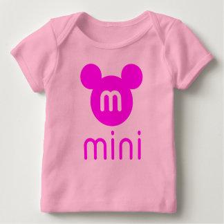 Niedlichen Minimädchens Baby T-Shirt