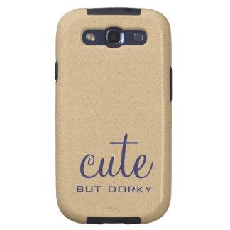 Niedlicher aber Dorky Kasten BT Samsung Galaxie-S3 Samsung Galaxy S3 Hüllen