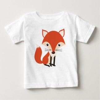 Niedlicher arktischer Fox Baby T-shirt