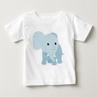 Niedlicher Baby-Elefant Baby T-shirt