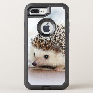 Niedlicher Baby-Igel OtterBox Defender iPhone 8 Plus/7 Plus Hülle