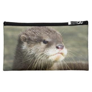 Niedlicher Baby-Otter Cosmetic Bag