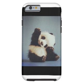 Niedlicher Baby-Panda iPhone 6 Fall Tough iPhone 6 Hülle