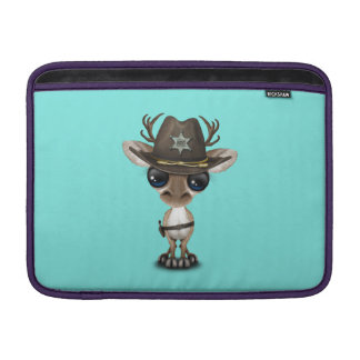 Niedlicher Baby-Ren-Sheriff Sleeve Fürs MacBook Air