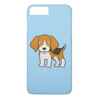 Niedlicher Beagle iPhone 7 Plus Hülle