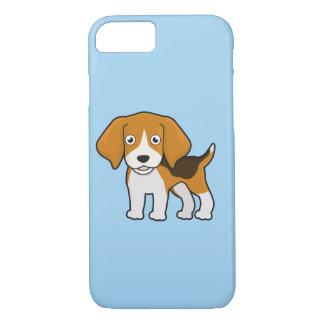 Niedlicher Beagle iPhone 8/7 Hülle