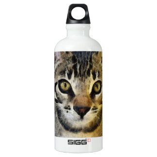 Niedlicher bengalischer Kitty Wasserflasche