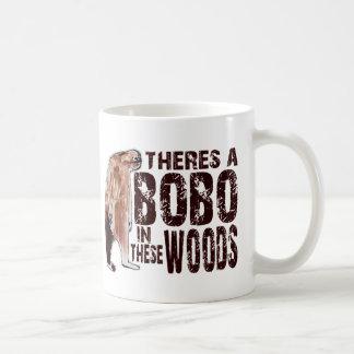 Niedlicher BOBO SQUATCH IN DIESEM HOLZ - Finden Kaffeetasse
